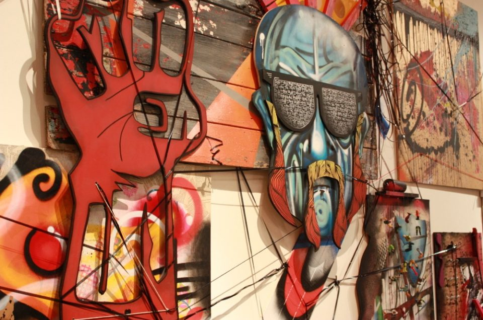 In From The Outside – Urban Art Exhibition